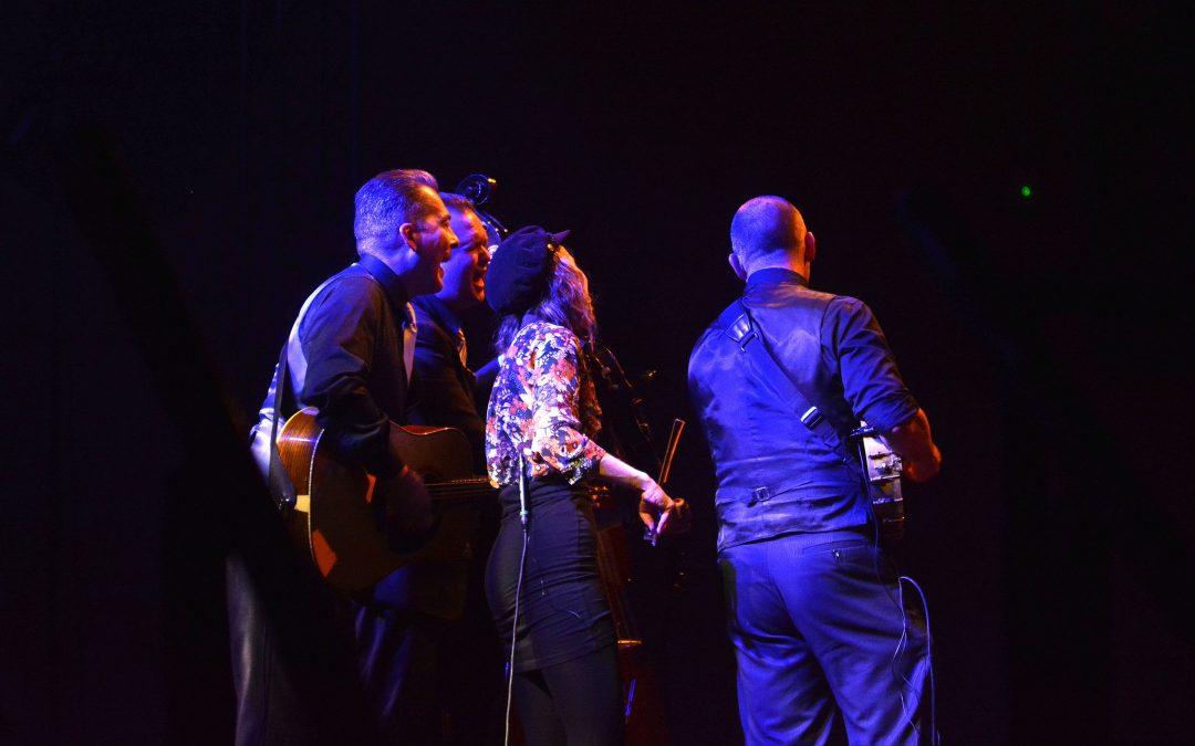 "Live: Strib Vinter Festival 2018 + CD: ""Rocket to Rockridge"": The Rockridge Brothers"