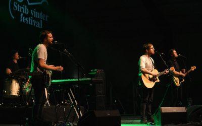 Live: Strib Vinter Festival 2018: In Lonely Majesty