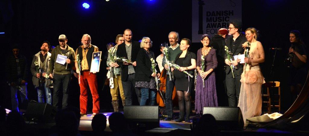 Live: Succesfuld DMA-fest i Stakladen