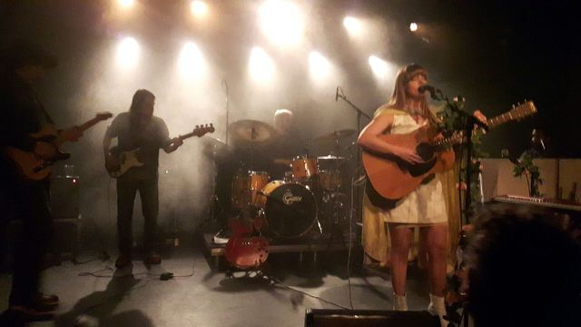 Live: Courtney Marie Andrews: Lille Vega, Kbh.