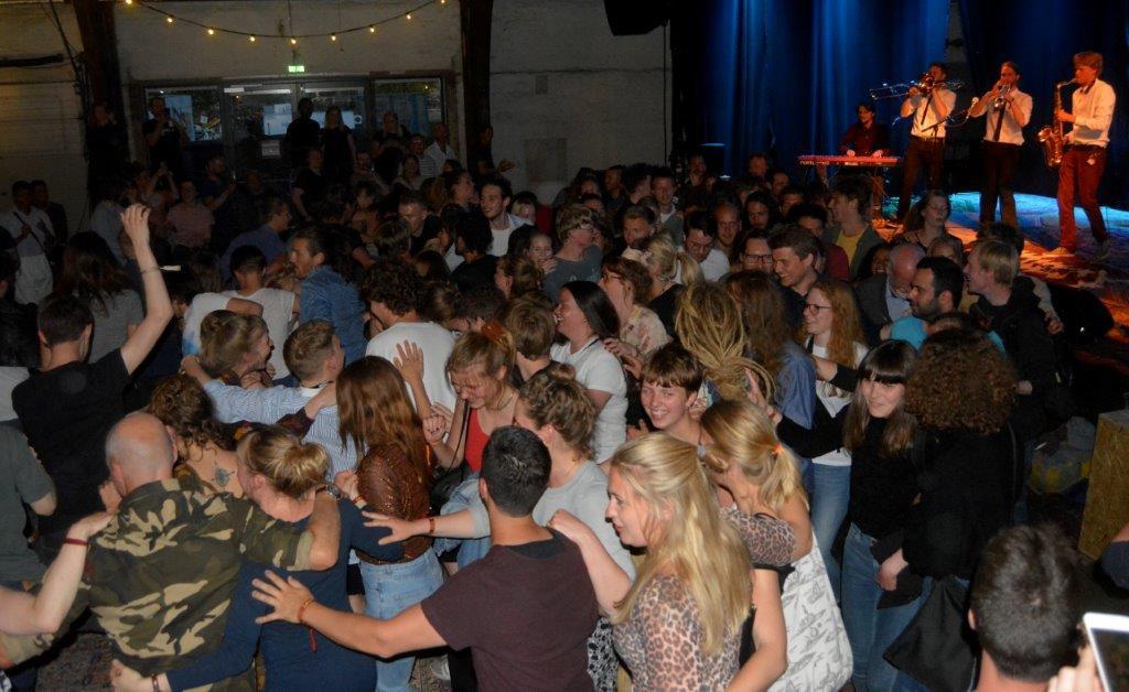 Live Spot Festival: Basco m. Jullie Hjetland, Gurli Octavia og Sherzandum