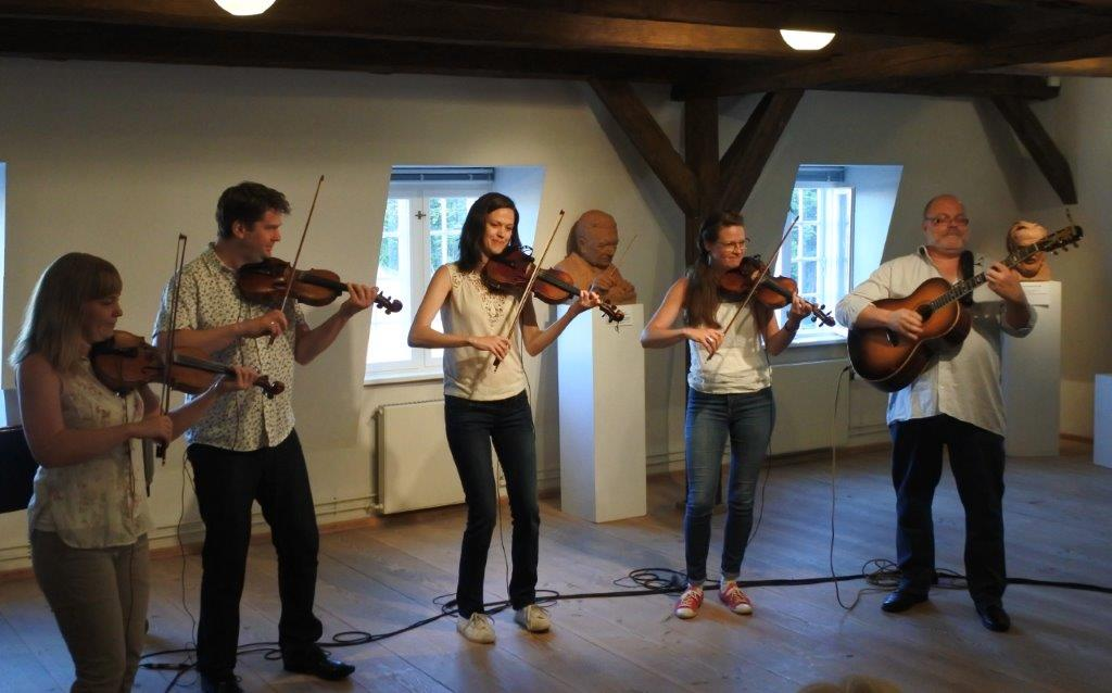 Snigpremiere: Scandinavian String Alliance
