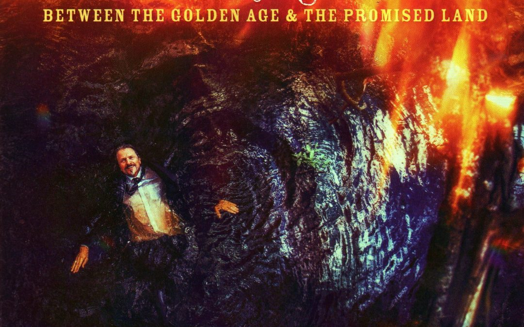CD: Ray Cooper: Between the Golden Age and The Promised Land