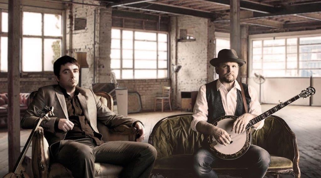 Damien O'Kane & Ron Block: Banjophony