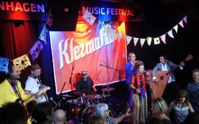 Live: CPH World Festival 4: Gipsy, balkan, salsa og klezmer