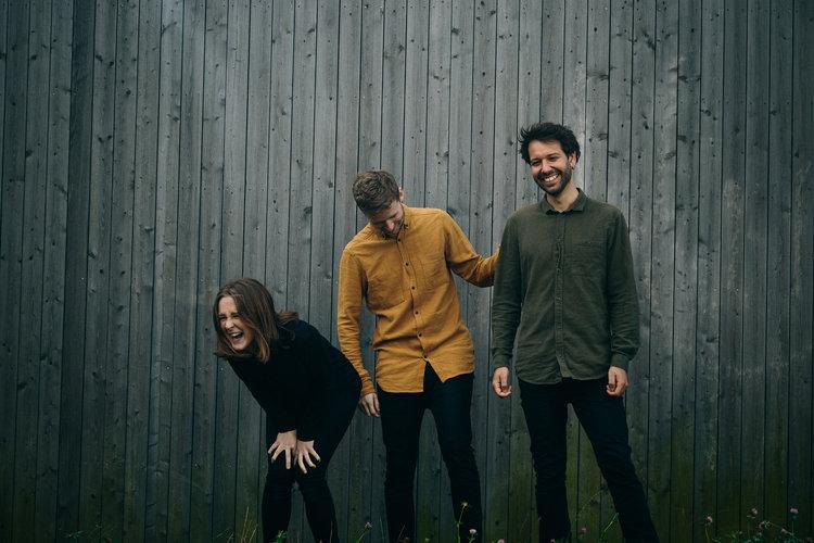 Trio Wolski: Album, live og snart på Østre Gasværk Teater
