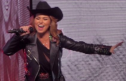 Live: Shania Twain, Royal Arena
