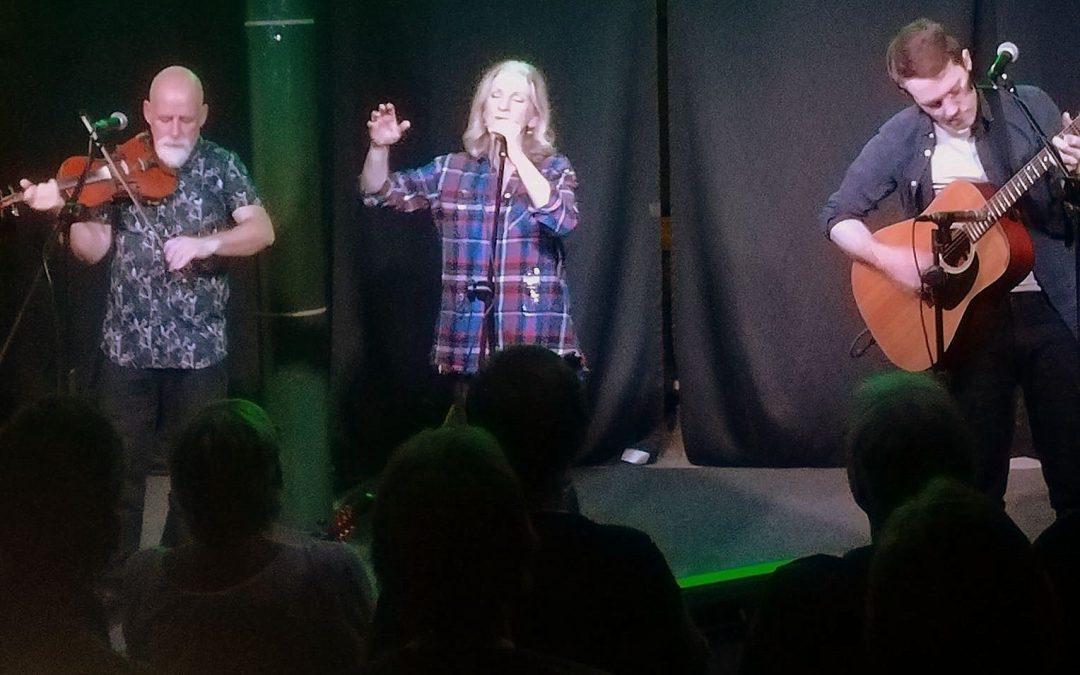Live: Eleanor Shanley: Irsk varme og charme i Metronomen