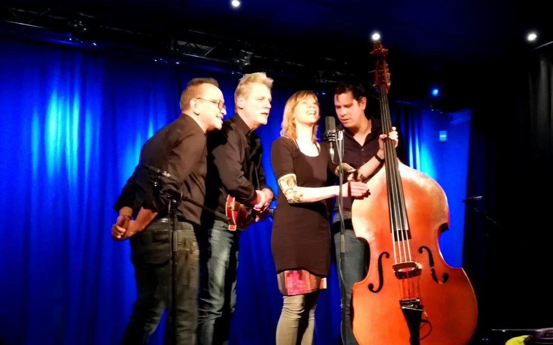 Live: Karens Minde, Kbh: Red Herring