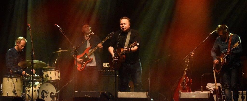 Live: Strib Vinterfestival 2019: Søren Krogh Band