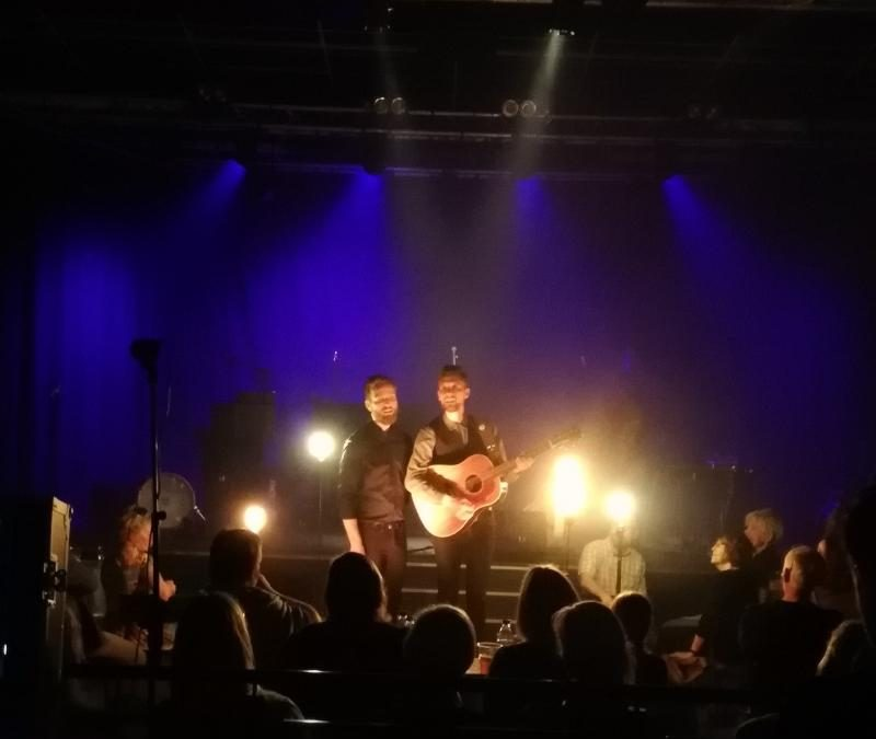 Live: MC Hansen i Stars, Vordingborg
