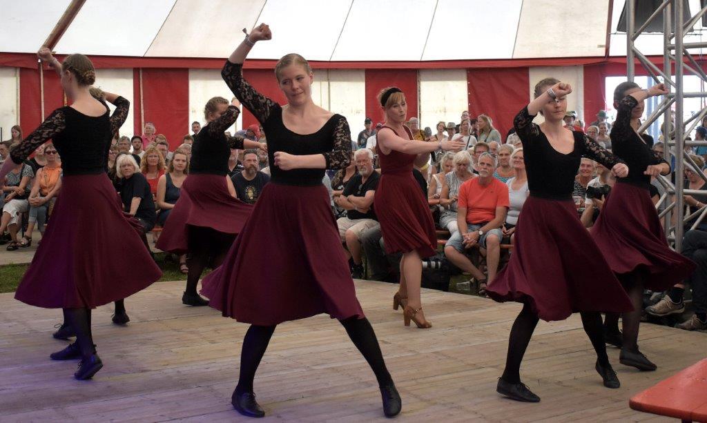 TF19 Folk Spot Denmark: Klubscenen