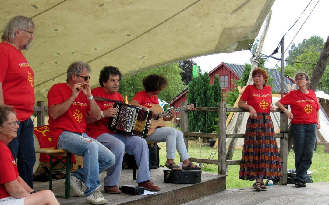 Live: Musik over Præstø Fjord: Bassacada lørdag aften