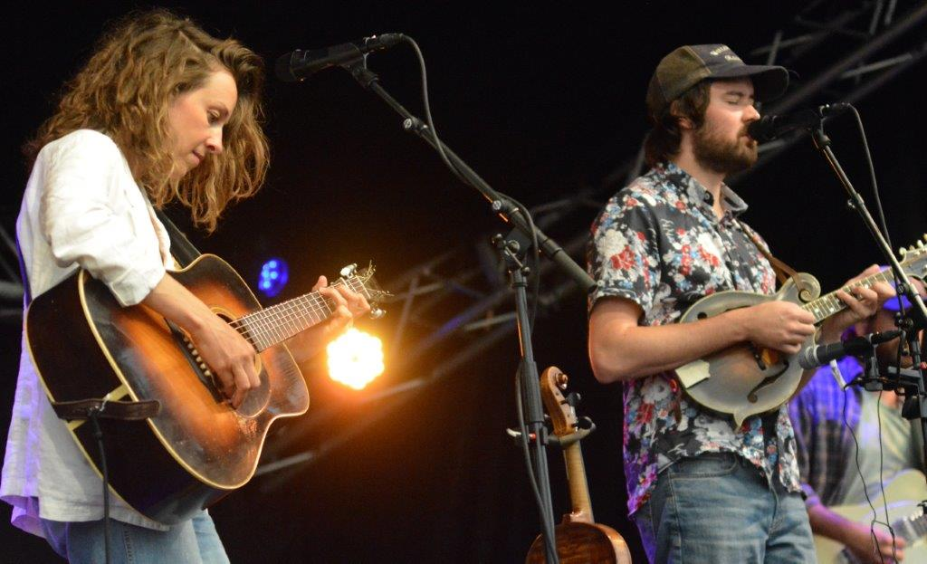 TF19: Visemøllen: Mandolin Orange og Luke Winslow-King