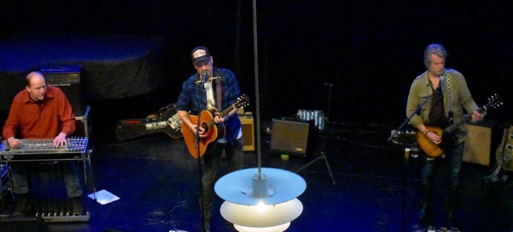 Live: Barrow, Aarhus Musikhus, Caféscenen
