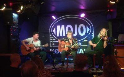 Live: De tre musikmusketerer: Holst, Andersen & Rathje