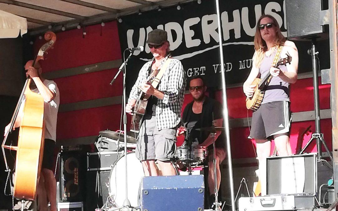 Live: HP Lange & Big Gumbo i Næstved