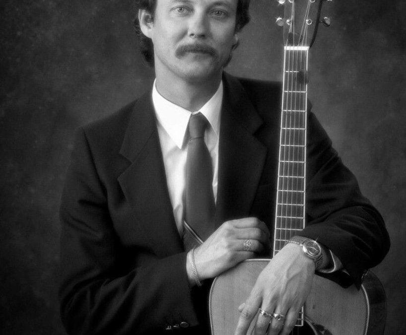 Tony Rice: Vigtig for bluegrass og New Acoustic