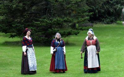 Live: Aarhus Folk Festival: Botanisk Have