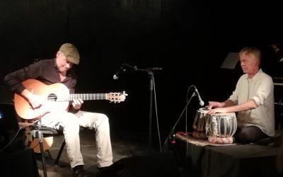 Live: Mikkel Nordsø og Ole Theill