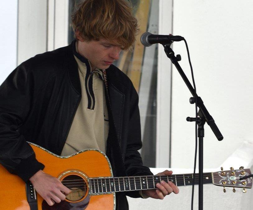 Live/CD: Tobias Guldbrandsen