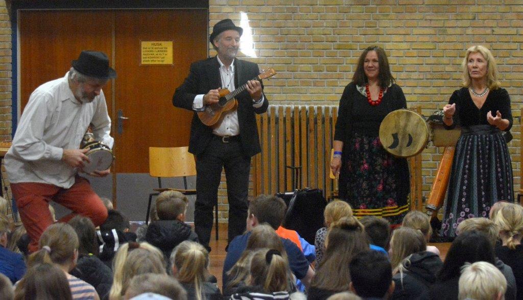 Kvalitetsmusik i skolerne
