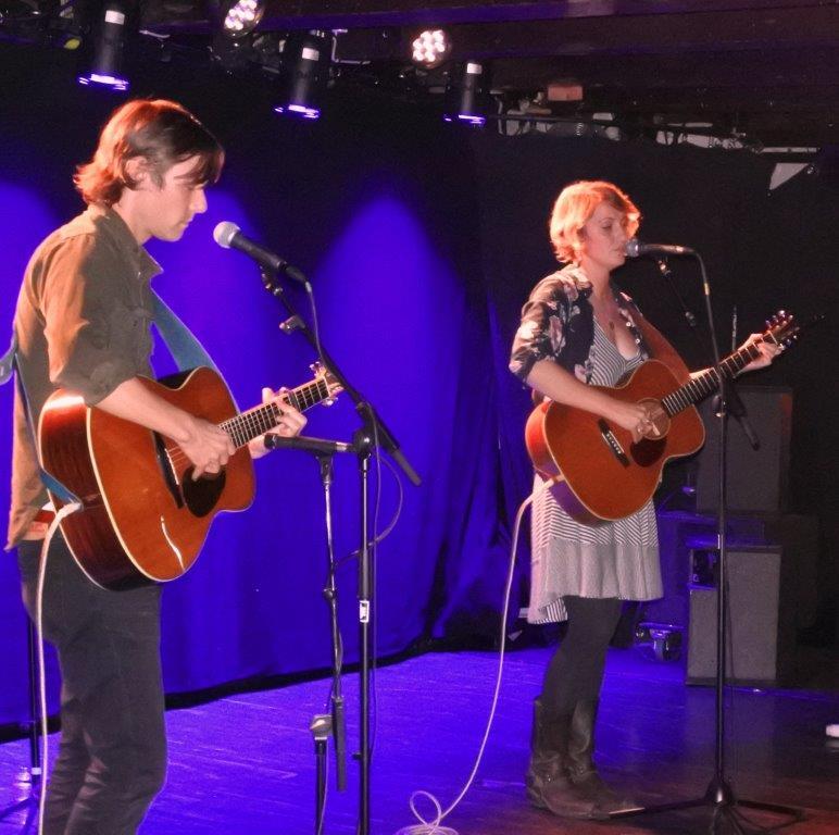 Live: Joan Shelley, Loppen, Kbh.