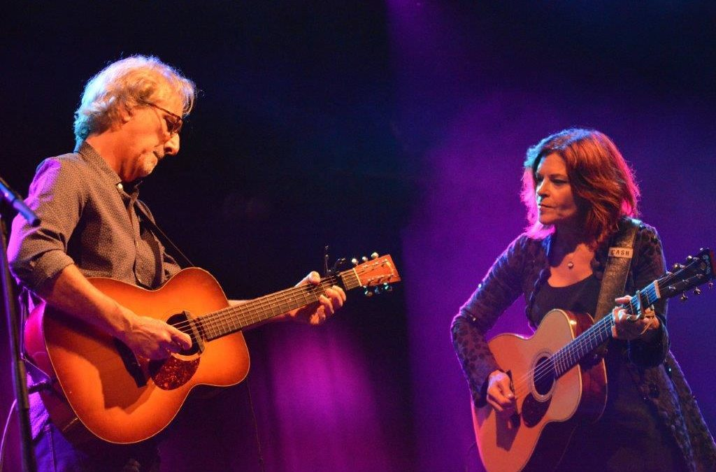 Live: Tønder Festival: Rosanne Cash (fredag)