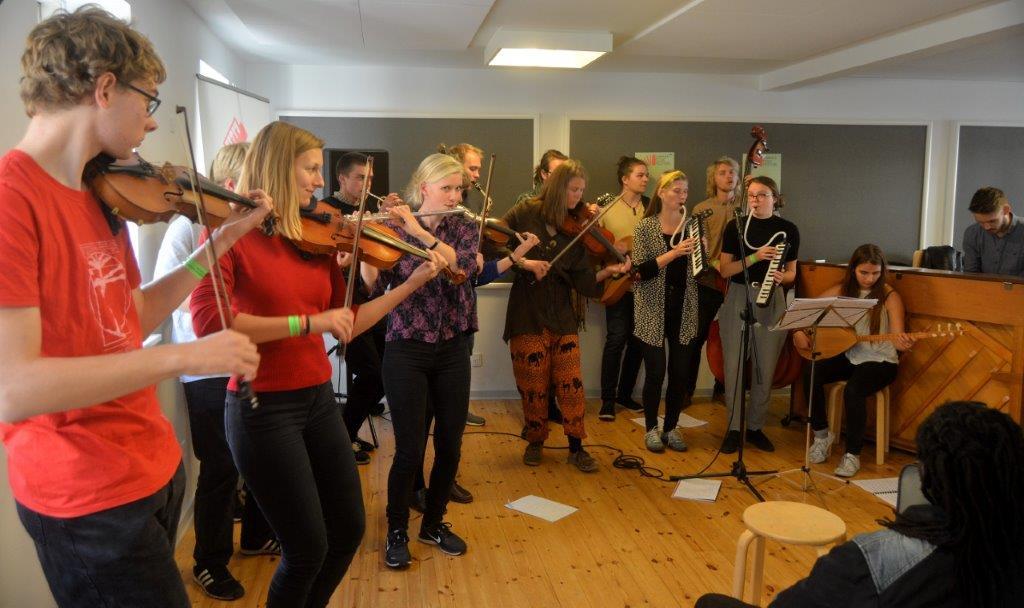 Live: Aarhus Folk Festival