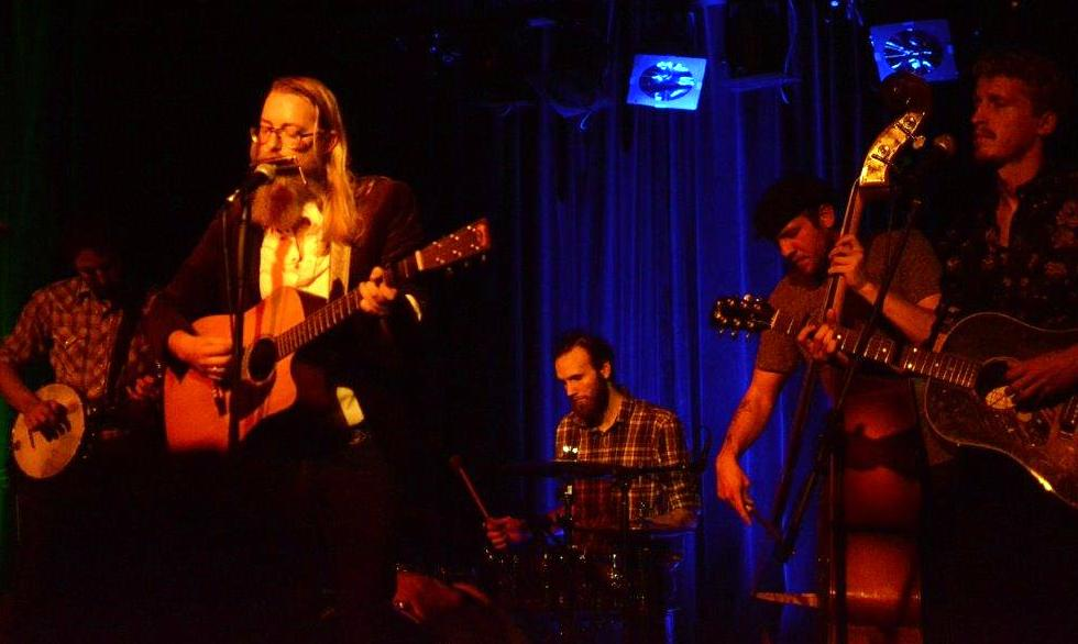 Live: Ida Wenøe og Workers in Songs: Hansa 48, Kiel