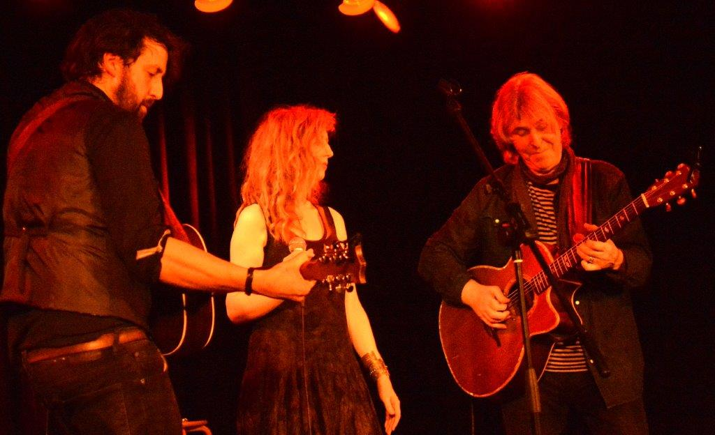 Live: Vicki Genfan og Ashton Lane: Ministeriet, Ebeltoft