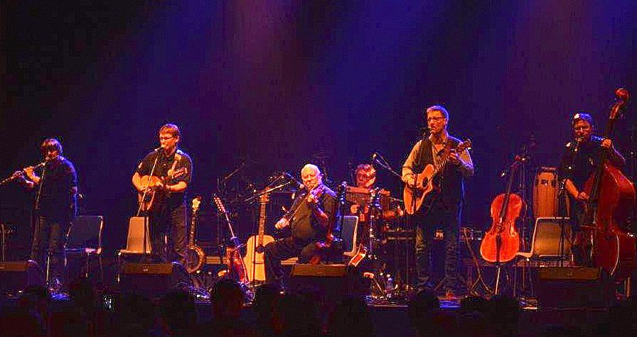Live: Strib Vinter Festival: Brian McNeill med Drones & Bellows