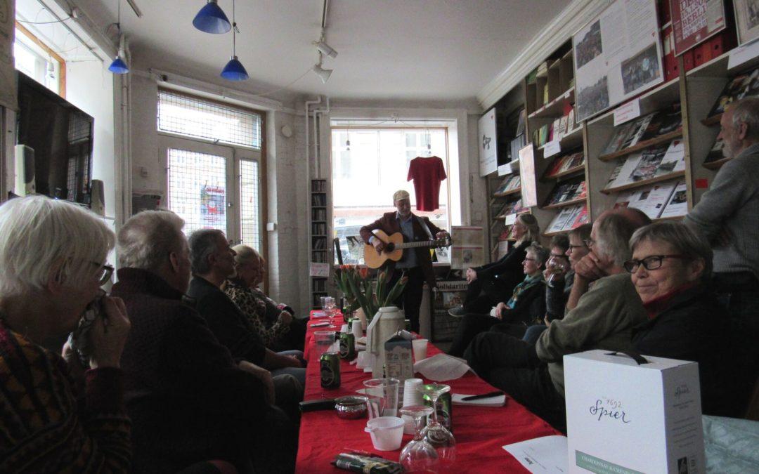 Live: Jan Hammarlund: Demos, Kbh.
