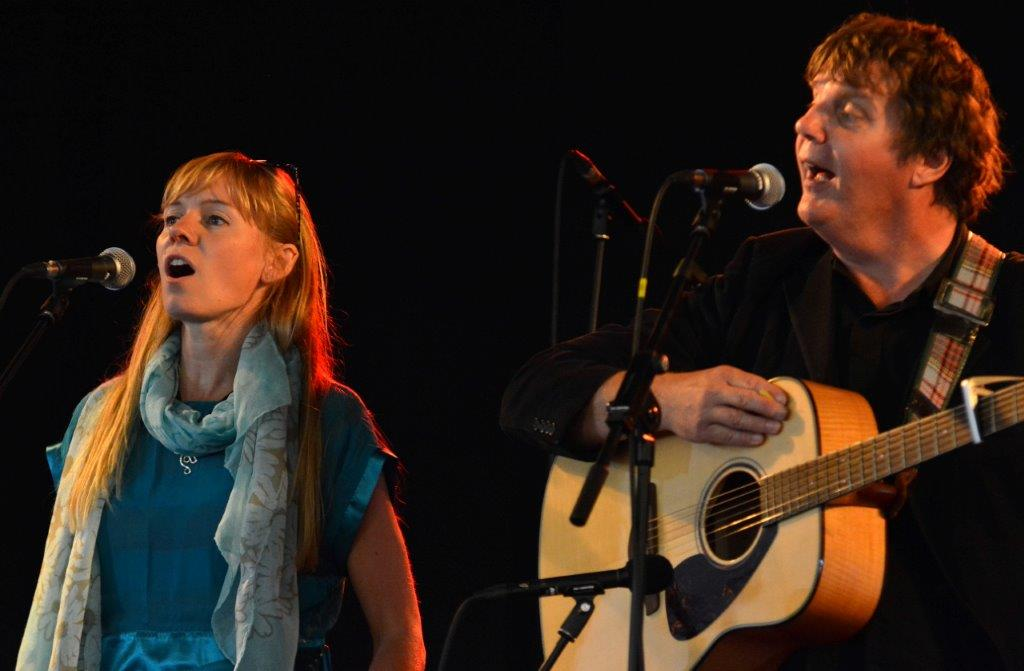 CD: Pernille & Stephen Quigg: Seeds I Didn't Sow