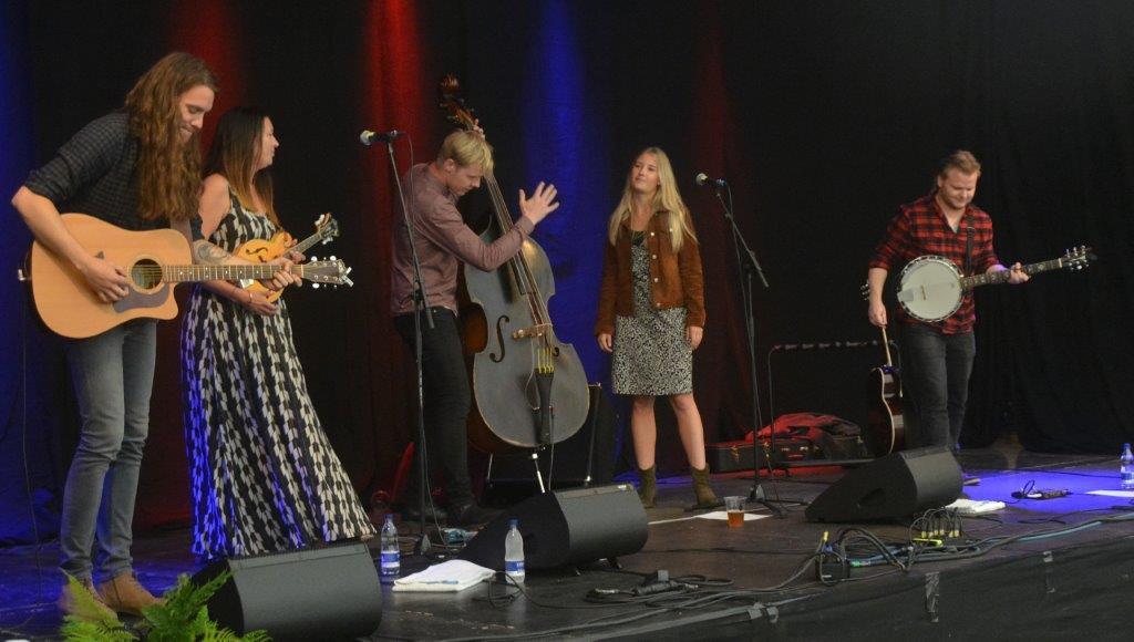 Live: The Raggedy Anns: Skagen Festival 2017