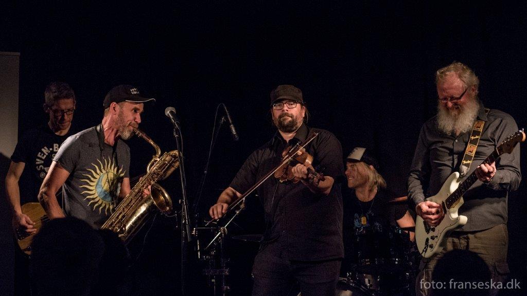 Live: Aarhus Folk Festival 2017