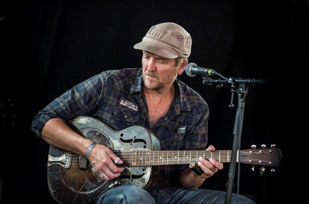 CD: HP Lange: Trackin' My Blues
