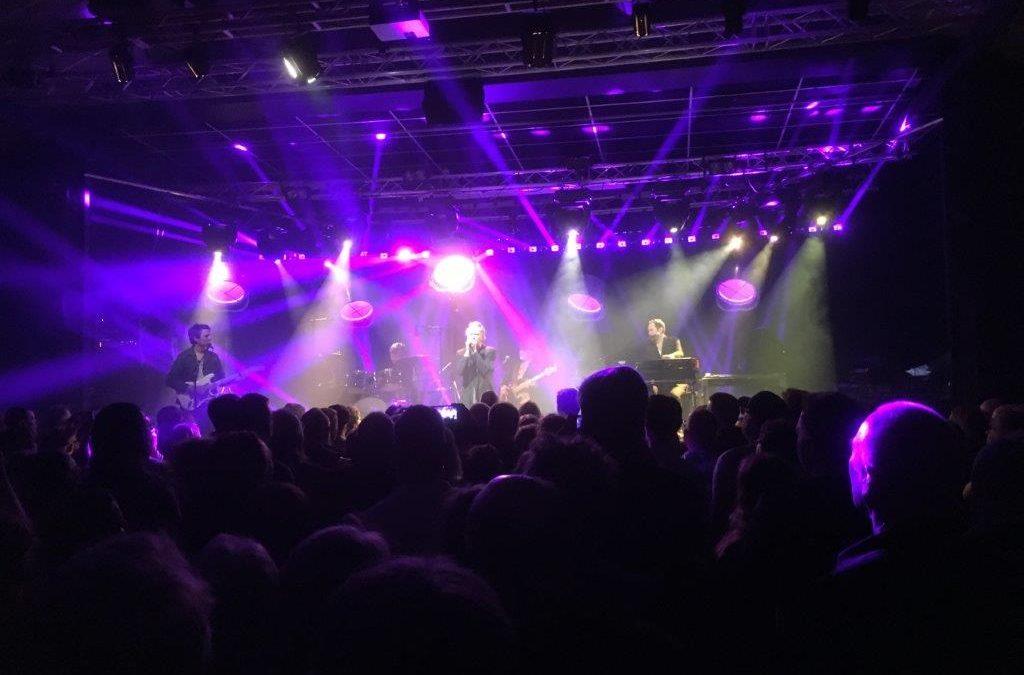 Live: C.V. Jørgensen: Stars, Vordingborg