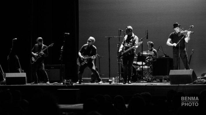 Keltisk folk/punk/rock på Bartof Station og rundt i landet