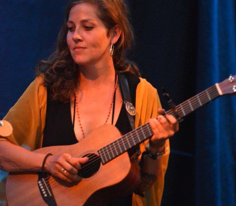 Gurli Octavia i Tivoli i aften