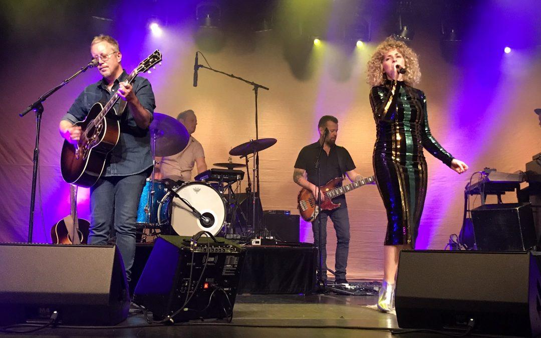 Live: Hush: Musikhuset, Aarhus