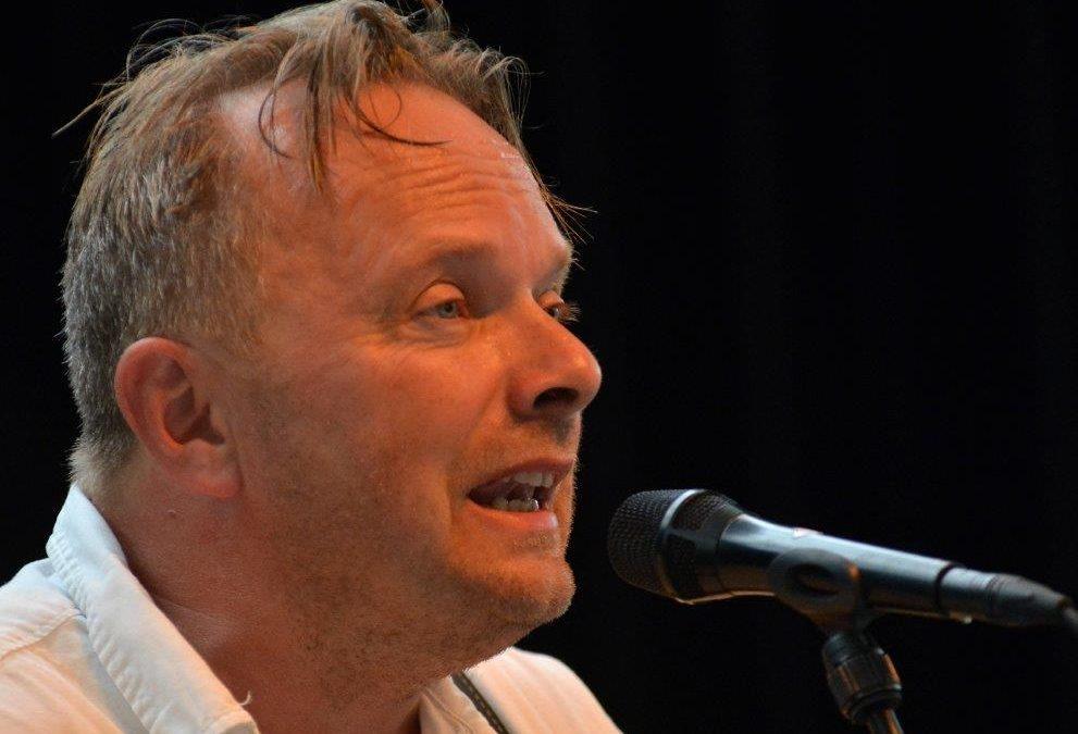 Live: Søren Krogh: Musikhuset, Aarhus