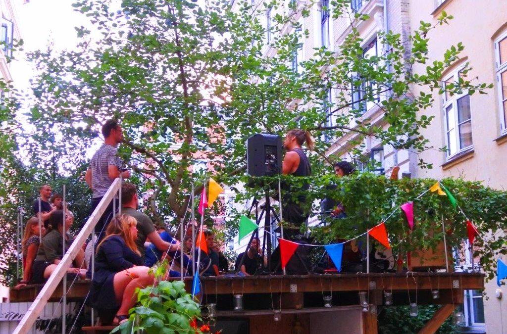 Live: Faun Fables i Valdemarsminde, Kbh.
