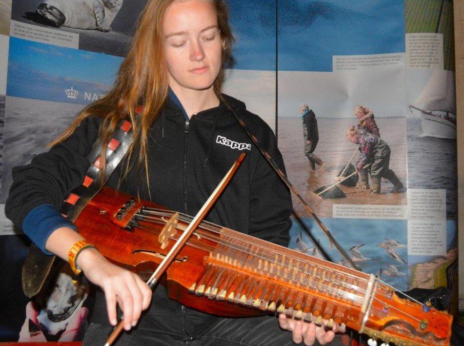 De unge talenter i folkemusikken