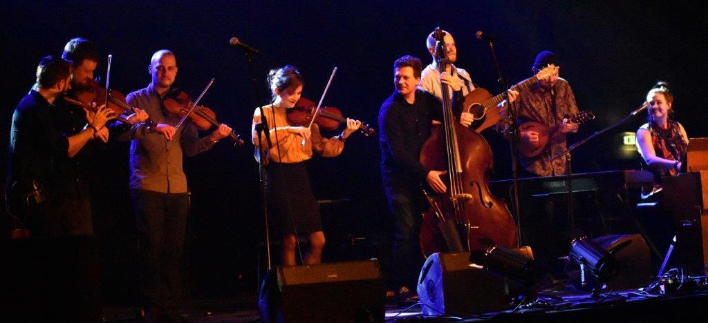 Live:  Strib Vinterfestival: Trias / Floating Sofa Quartet