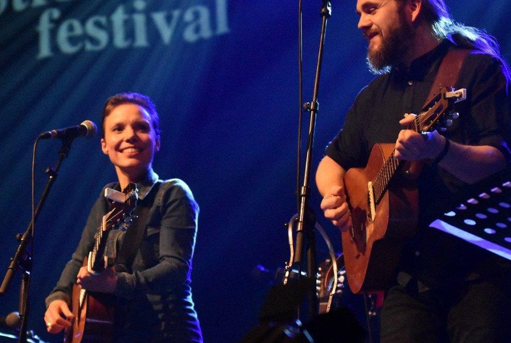 Live: Strib Vinterfestival: Støjberg/Rauff Band: