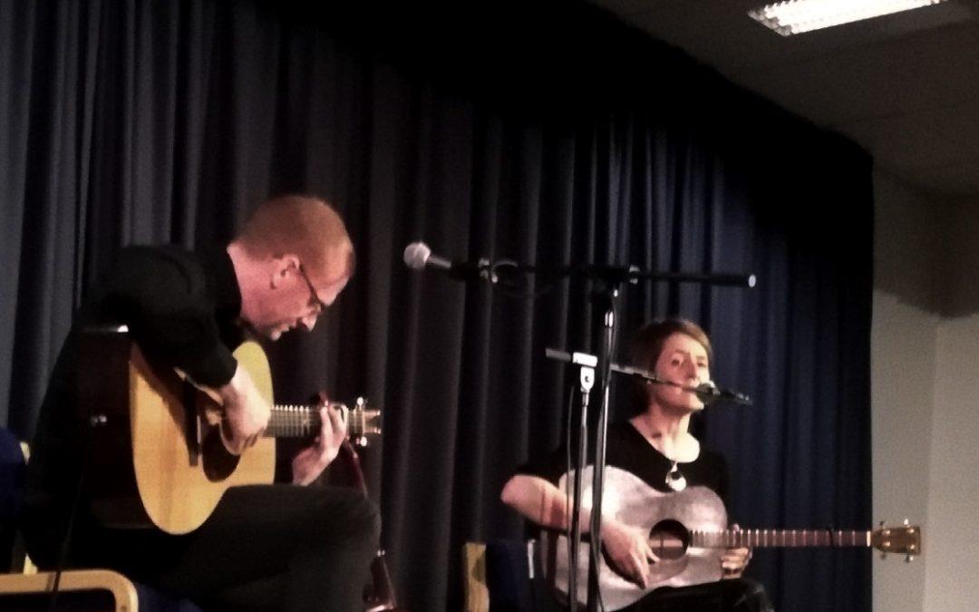 Live: Karine Polwart, Haslev Bibliotek