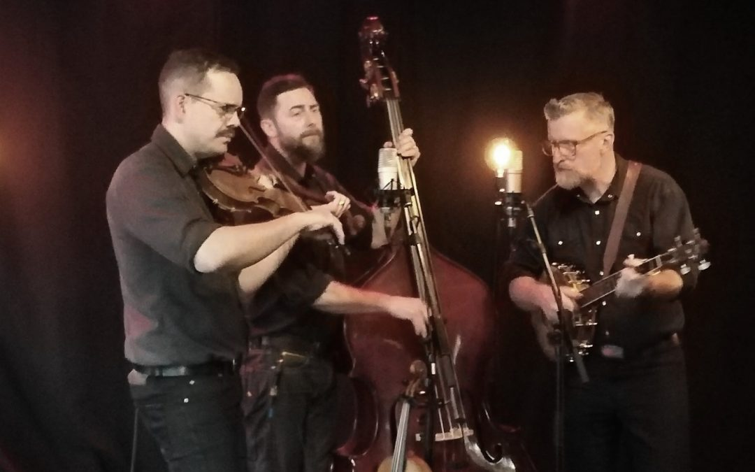 Live: The Lonesome Ace String Band: Stars, Vordingborg