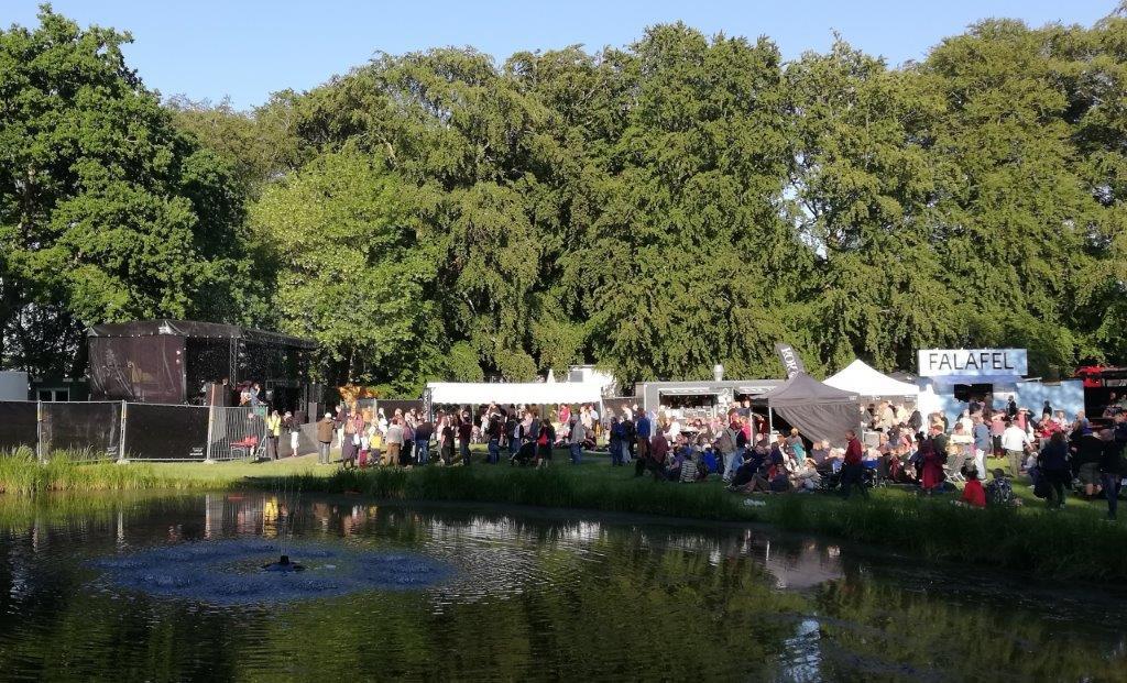 Kun For Forrykte Festival, Stubbekøbing.