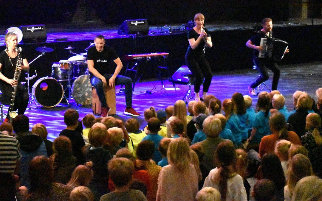 Danmarks nordligste festival er begyndt